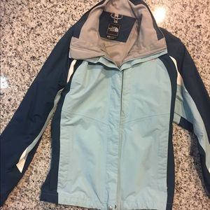 Women's north face size large